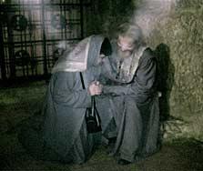 исповедь, священник